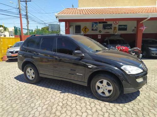 ssangyong kyron diesel 4x4
