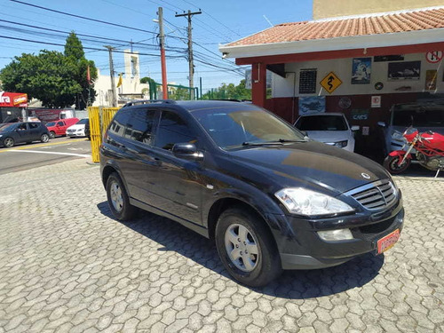 ssangyong kyron diesel 4x4