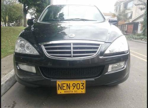 ssangyong kyron turbo diésel 4x4