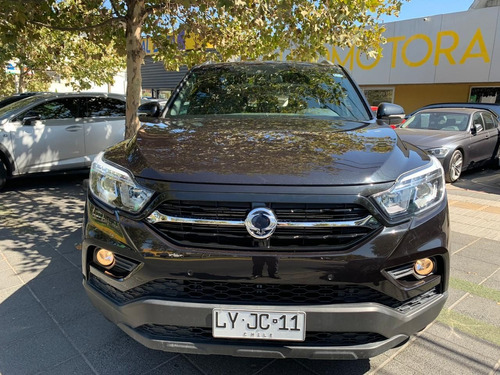 ssangyong musso 2.2 4x4 at deluxe 2020