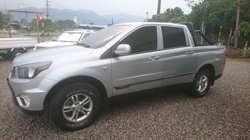 ssangyong new actyon mc 2.0 diesel md 2013