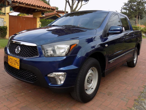 ssangyong new actyon mt 2.295 cc