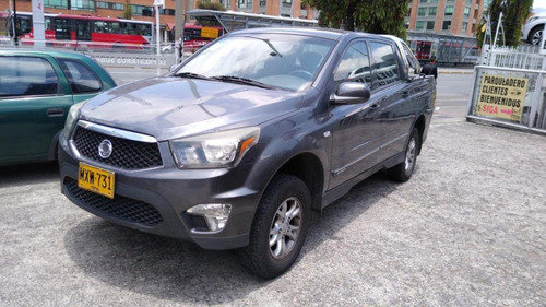 ssangyong new actyon sports 2.0cc mt diesel