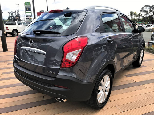 ssangyong new style korando
