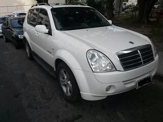 ssangyong rexton, 2008, diesel, 4x4, 142000 km, r$ 49.000,00