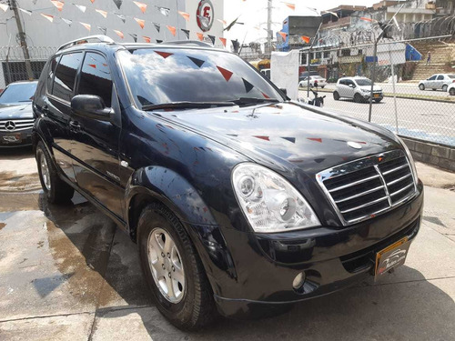 ssangyong rexton 270 xdi automatico 2.7 4x4 td fe ct 2011