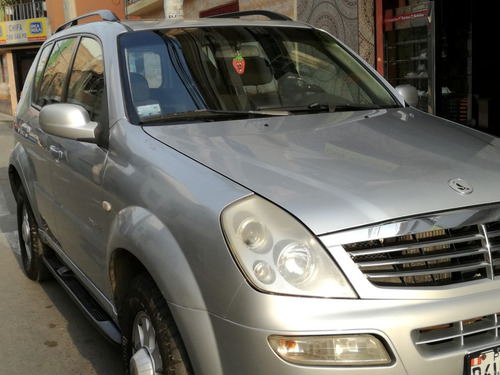 ssangyong rexton 2.9 turbo diesel 4x4 automática