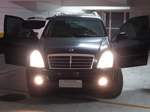 ssangyong rexton diesel rx270 7 lugares