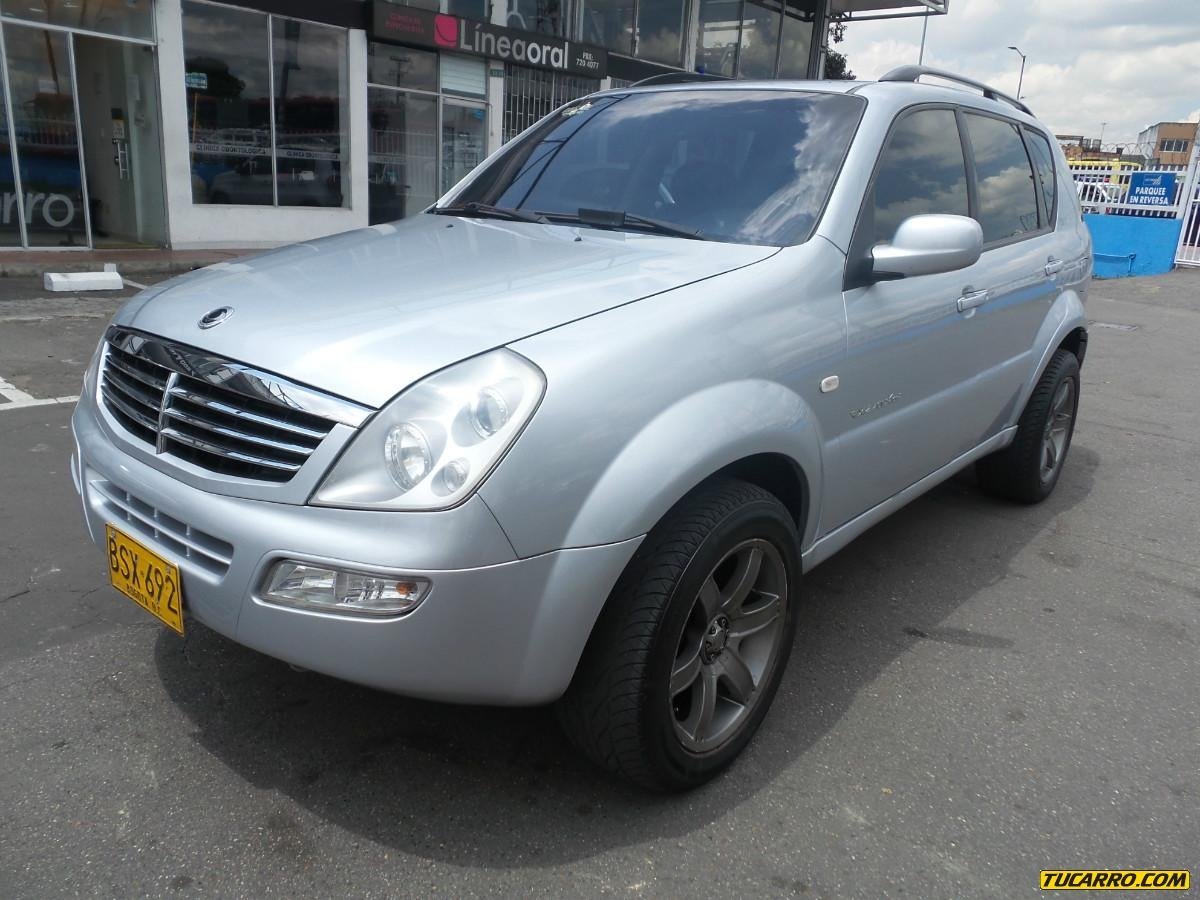 ssangyong rexton rx 270 xdi at 2700cc 4x4 td. Black Bedroom Furniture Sets. Home Design Ideas