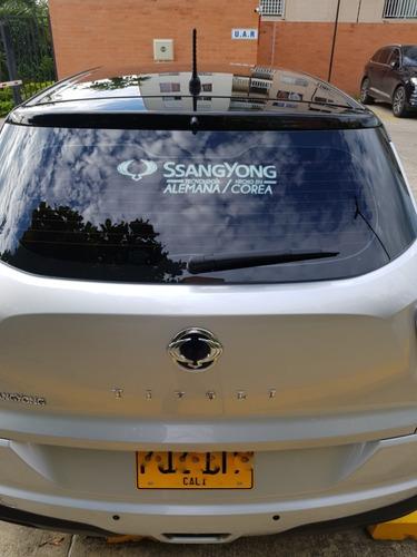 ssangyong tivoli 1.6 active mecánica