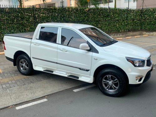 ssangyoung action sport doble cabina 4x4 2013