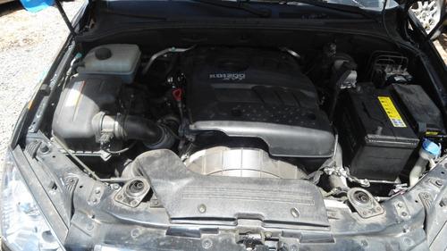 ssangyoung kyron 2011 - sucata motor cambio lataria