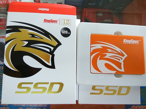 ssd 128gb disco solido kingspec ssd 128gb sata 6gb/s en caja