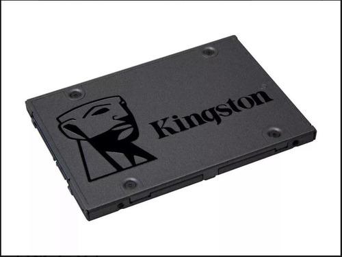 ssd 240gb kingston a400 original envio imediato