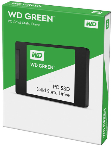ssd 240gb western digital green pronta entrega