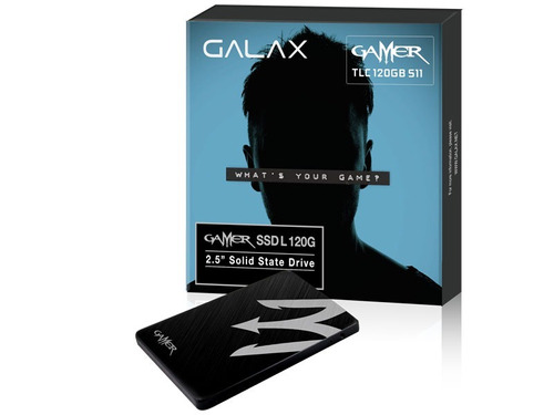 ssd 2,5  gamer galax ls11 120gb sata iii 6gb/s