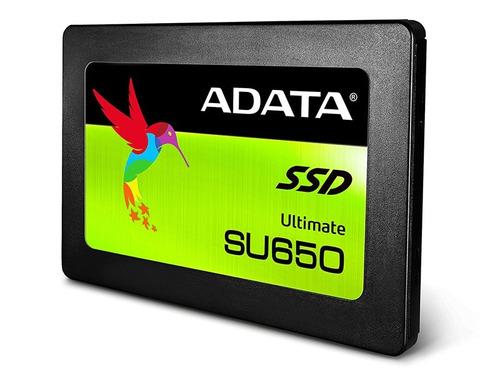 ssd adata 2.5´ 120gb su650sata iii 6gb/s