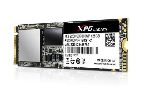 ssd adata sx7000 pcie 128gb 3d nand nvme gen3x4 m.2 2280