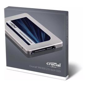 Ssd Crucial Mx300 2tb Sata3 6gb/s 2,5 7mm -