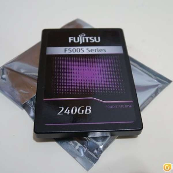 Ssd Fujitsu F500s-240gb Sm2258xt Sata3 Intel 3d Tlc B16