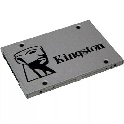 ssd kingston 240 gb sata 6gb/s 2.5 pol. lacrado a400 500mb/s