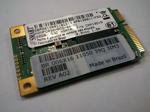 ssd msata smart 32gb cxm13d1q