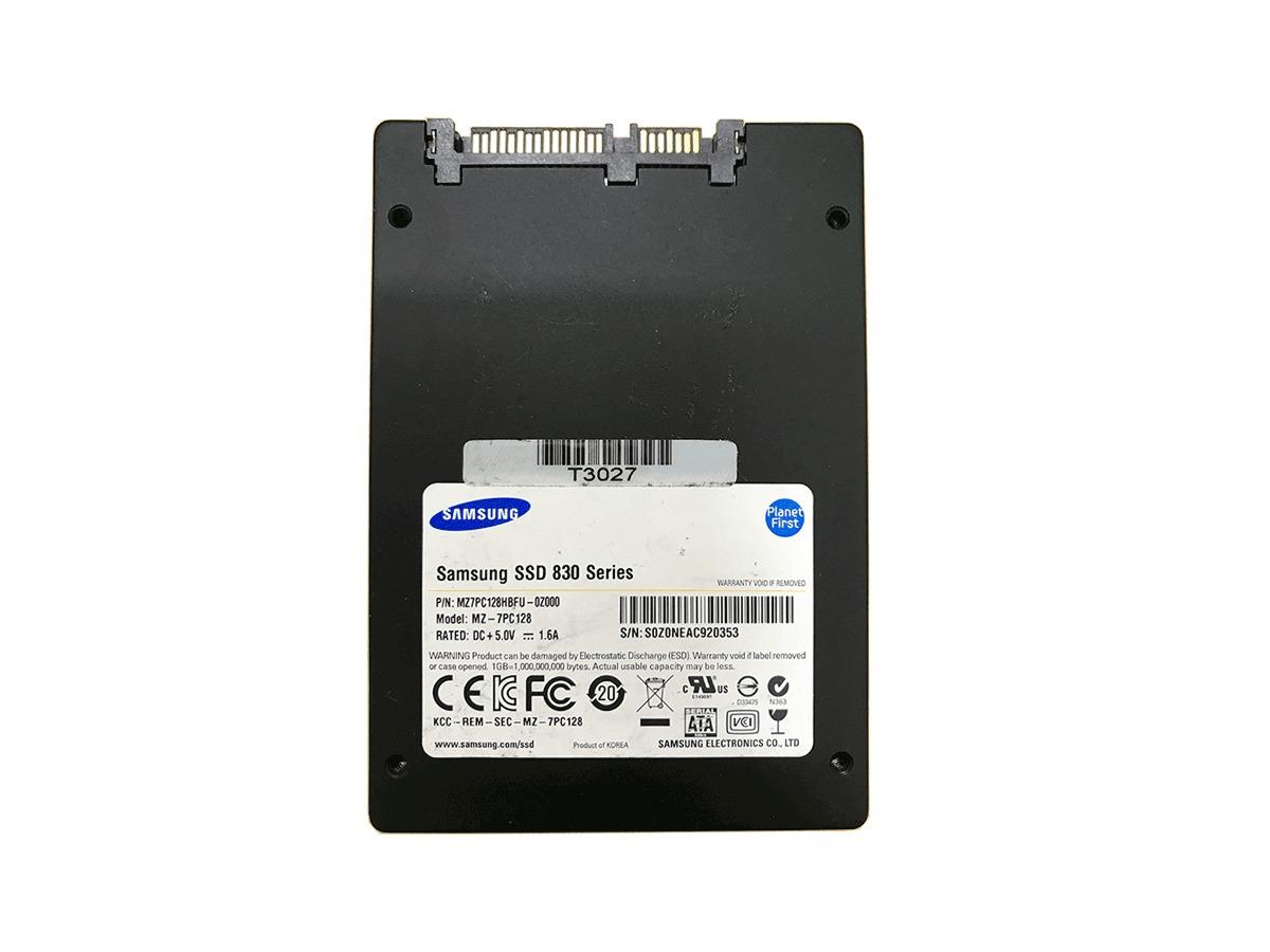 Samsung 128GB 2.5-inch SSD 830 Treiber Windows 7