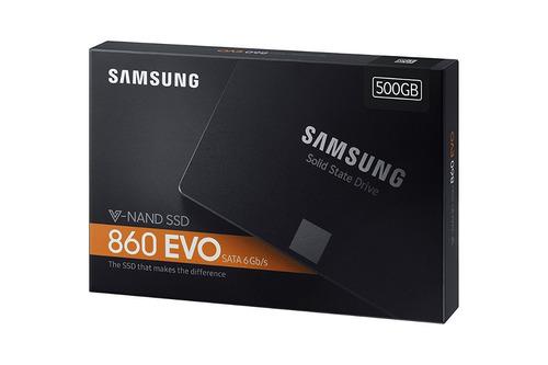 ssd samsung 860 evo 500gb 2.5 inch