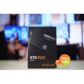 Ssd Samsung 870 Evo 1tb
