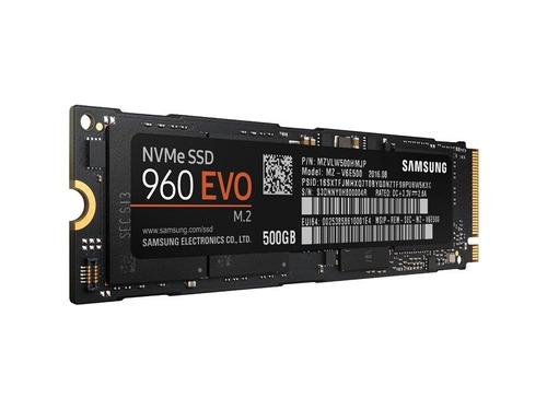 ssd samsung 960 evo 250gb m.2 22x80mm pcie 3.0 x4 en stock