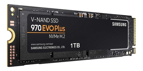ssd samsung 970 evo plus 1tb m.2 nvme 3500read 3300write/s