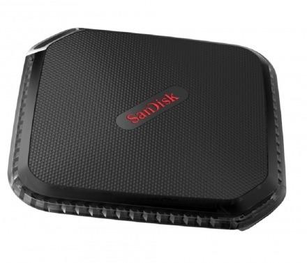 ssd sandisk 500gb extreme 430-415 mb/s externo portatil