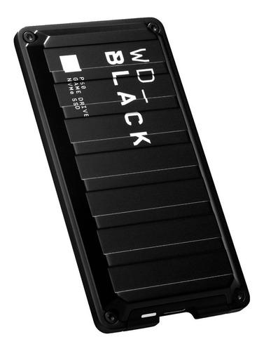 ssd wd black p50 500gb externo gamer usb 3.2