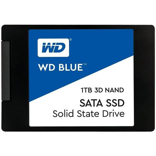 ssd wd blue 2.5´ 1tb sata iii 6gb/s leituras: 560mb/s e grav