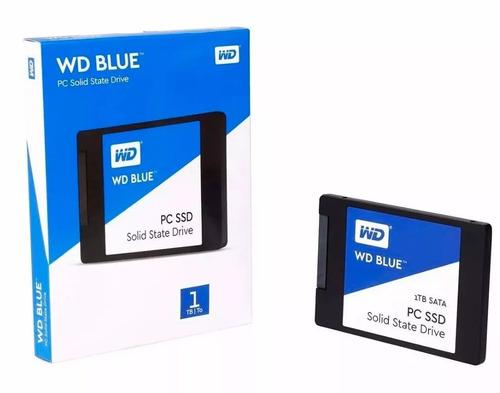 ssd western digital 1tb sata 6gb/s 2,5 7mm pc e note