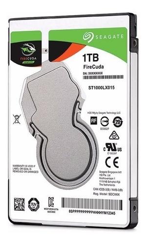 sshd híbrido 1tb seagate + 8gb de ssd notebook ultrabook mac