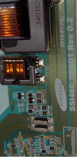 ssi460_08a01 rev:0.2 inverter board  hisense f46v89c