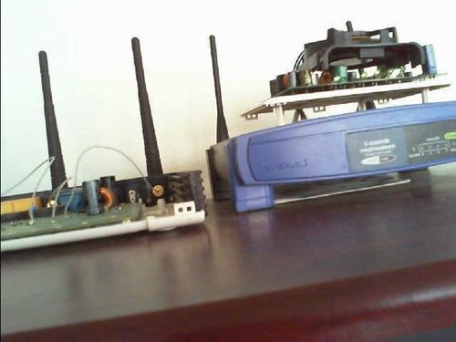 st reparación de modem, router, directv, laptop, tarjeta mad