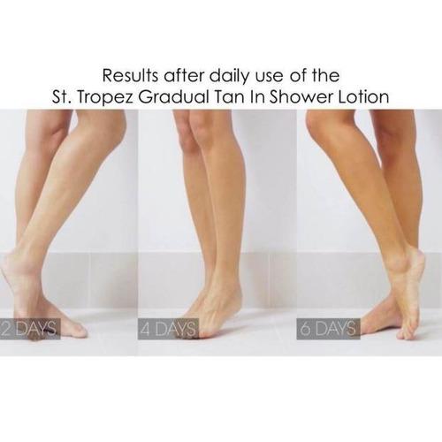 st tropez - gradual tan in shower - medium