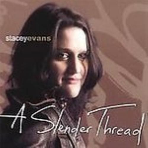 stacey evans - a slender thread importado - otimo hard rock