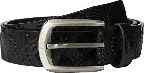 stacy adams cinturón de cuero genuino de 38 mm para hombres