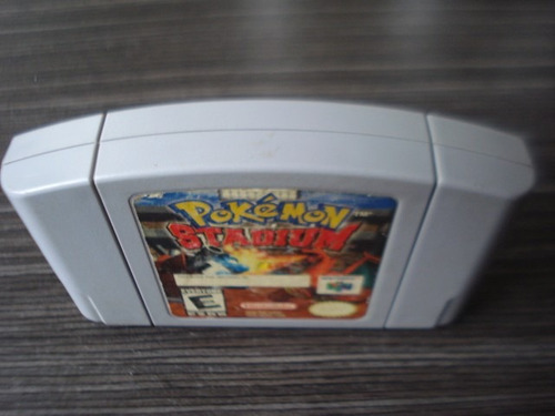 stadium nintendo pokemon