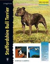 staffordshire bull terrier (excellence)(libro )