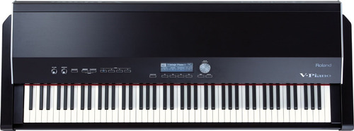 stage piano & organ roland v-piano
