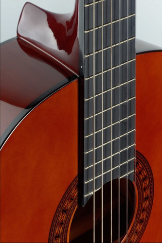 stagg c542 guitarra clasica criolla excelente terminacion