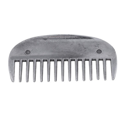 stainless steel horse curry comb brush horse grooming equest