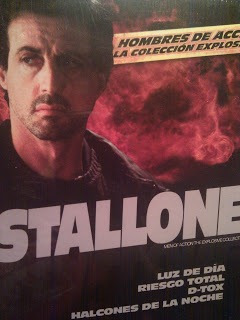 stallone: hombres de acción dvd original nueva sellada