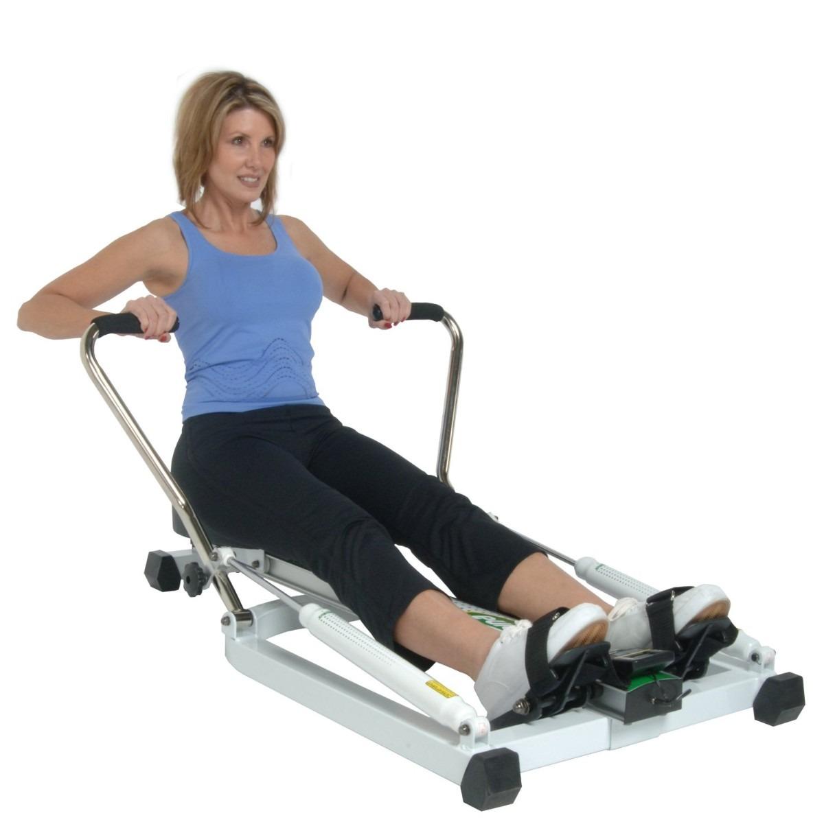 Stamina maquina de remo ejercicio resistencia vv4 for Maquinas de ejercicios