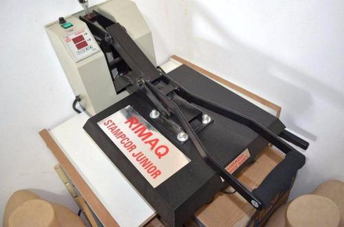stamp máquina estampa