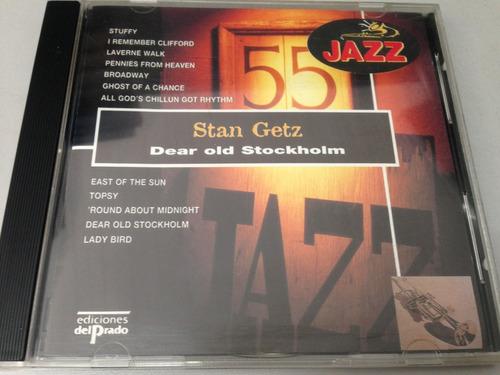 stan getz dear old stockholm - cd (1627)
